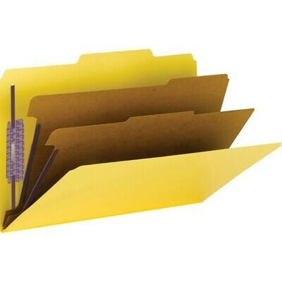 Atlas / Partition Folder Letter, 2 Divisions, Box-15