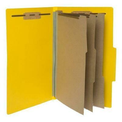 Atlas / Partition Folder Legal, 3 Division, Box 10