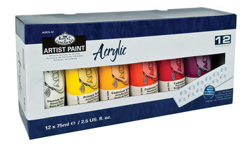 Acrylic Paint 2oz. (st-12)