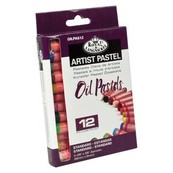 Oil Pastels (st-12)