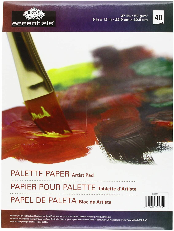 ROYAL BRUSH Palette Paper Pad