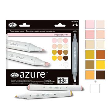 ROYAL BRUSH Art Markers Skin (pk-13)