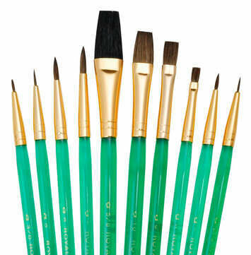 ROYAL BRUSH Brushes (st-10)