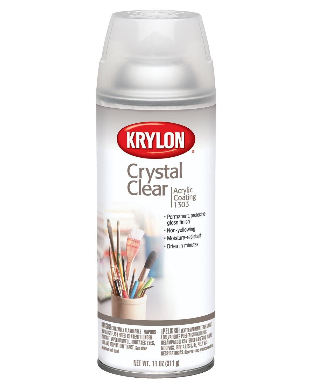 Crystal Clear 11oz Spray