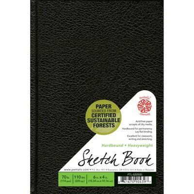 Sketch Book 6x4