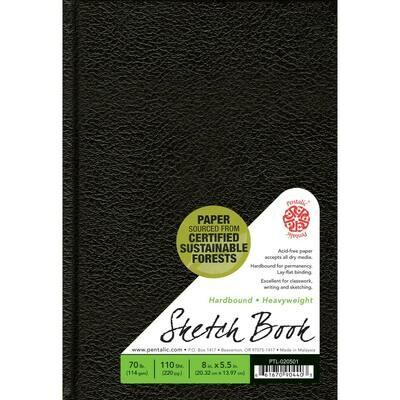 Sketch Book 5.5x8