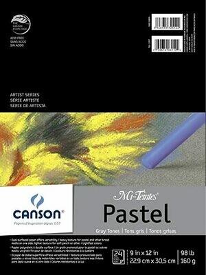 CANSON Pad Mi-Teintes 9 x 12