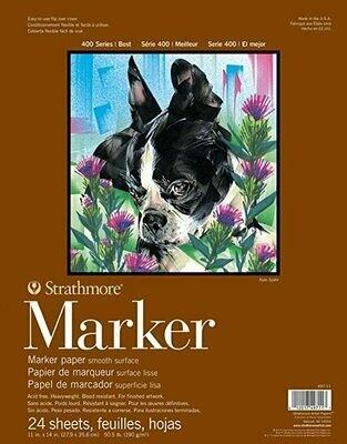 STRATHMORE Marker Pad 11