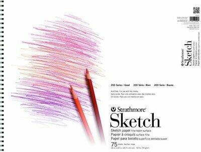 STRATHMORE  Pad Sketch 11