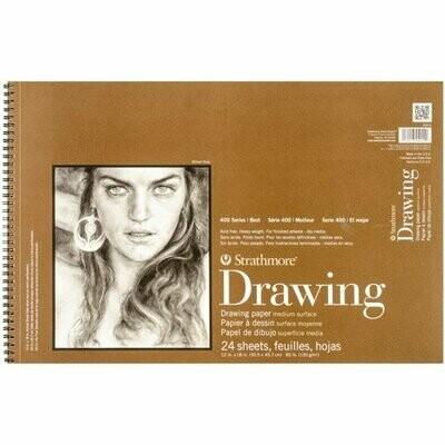 STRATHMORE Pad Drawing 12x18