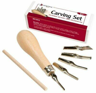 Linoleum Carving Set