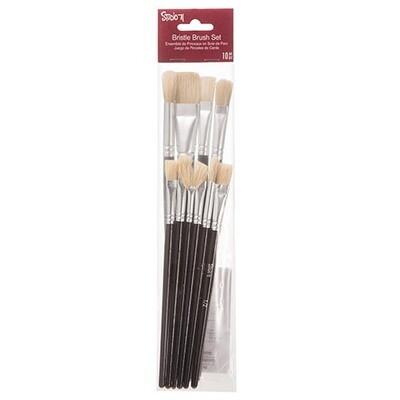 Brush Set 10 Bristle