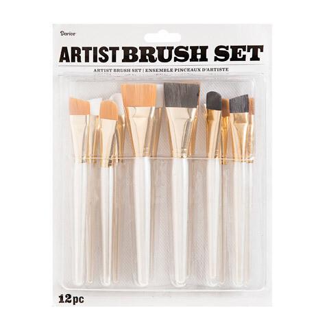 Brush Set Value 12pc