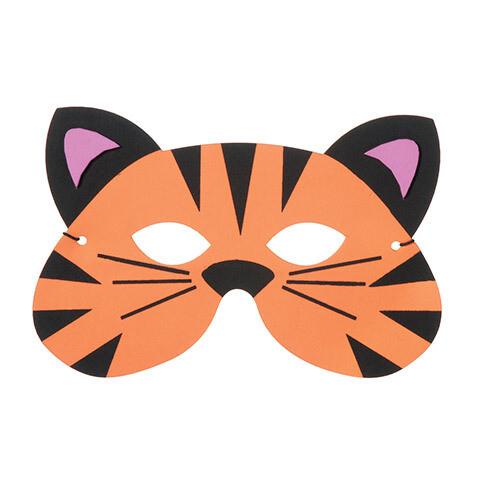 Foamy Mask Tiger
