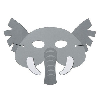 Foam Mask Elephant