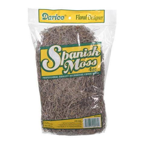 Floral Spanish Moss [4 oz]