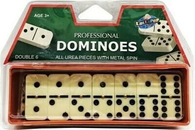 Dominoes in Blister