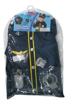 Policeman Role-Play Set