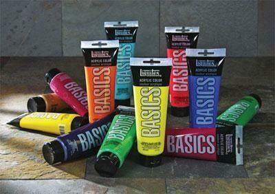 Paint Acrylic Liquitex Basic (each)