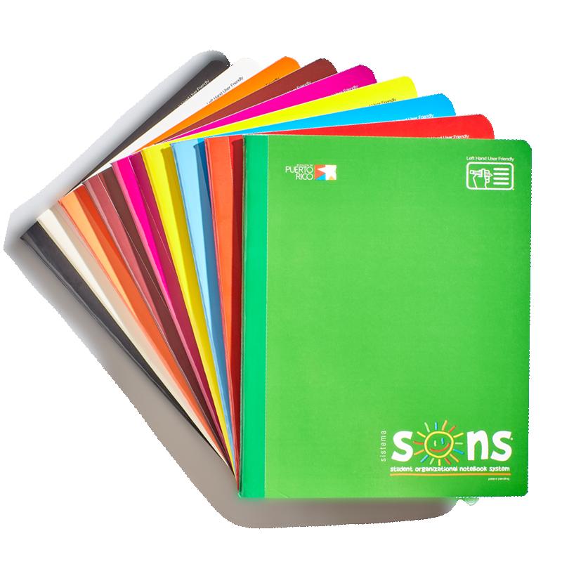 SONS Regular Notebook (each)