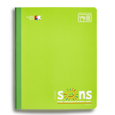 Sons Laboratory Notebook