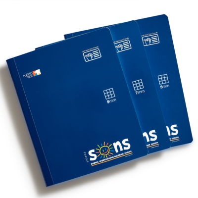 Sons Quad Notebook