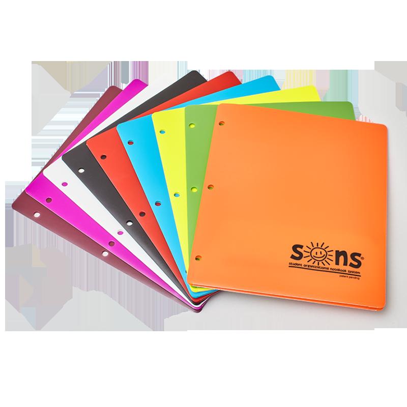 SONS Folders Twin Pocket (each)