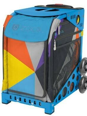 Insert Bag Color Block
