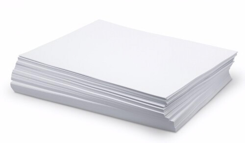 Paper Legal White, Resma