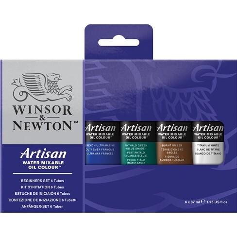 Winsor & Newton Oil Paint Water Mix (st-6)