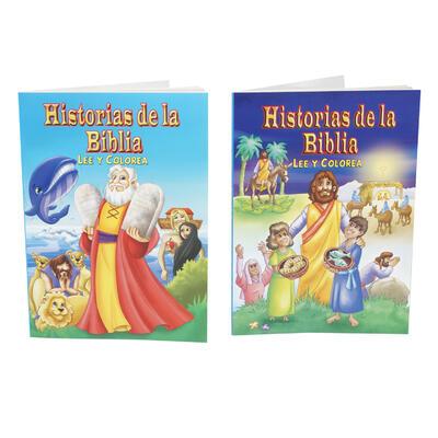 Coloring Book Hist Biblia