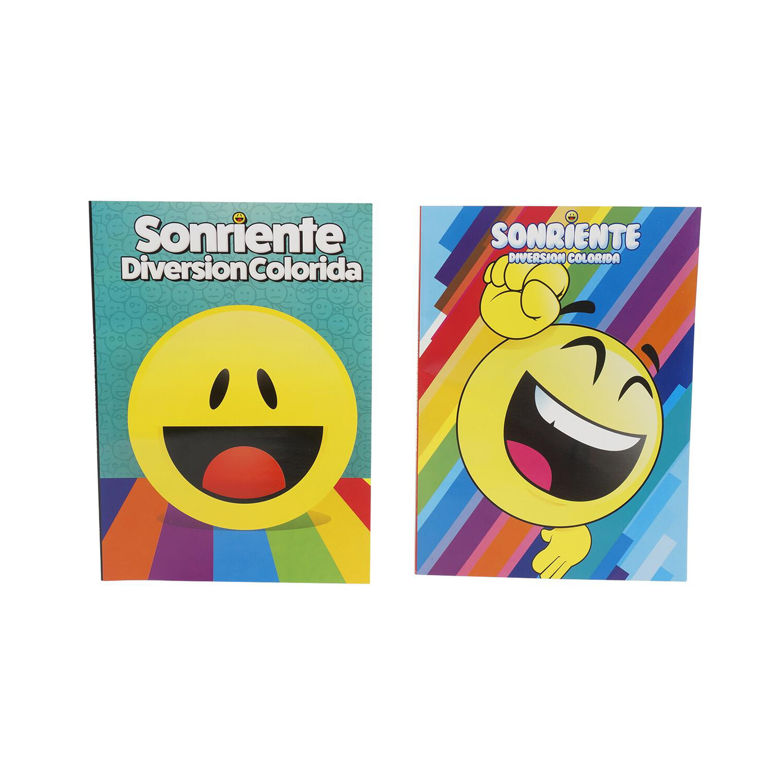 Coloring Book Sonriente