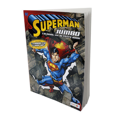 Coloring Book Superman
