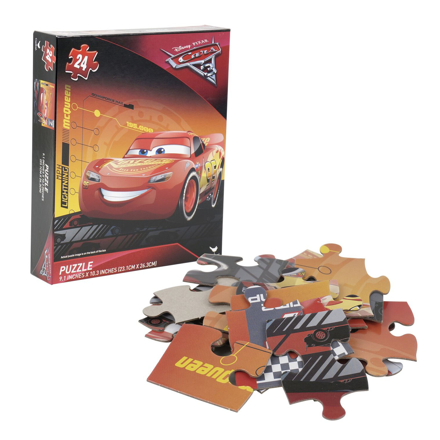 Puzzle Game  Cars