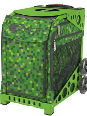 Insert Bag Green Screen