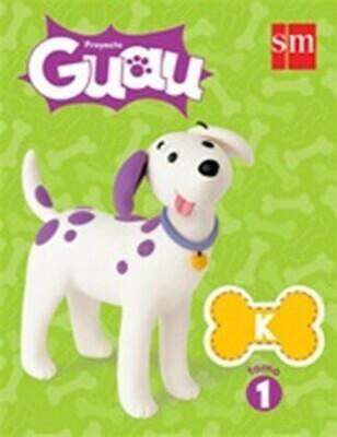 Libro Guau Kinder