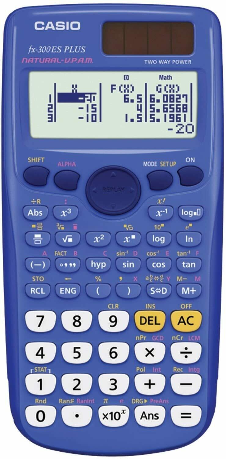 Scientific Calculator Casio fx-300ES Plus