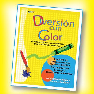 Diversión con Color- Workbook
