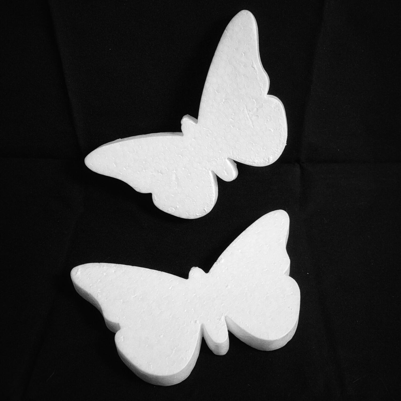 Foam Cut Butterfly- [pk-2]