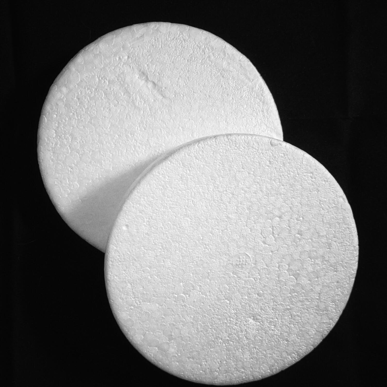 Foam Circle 11.7cm (pk-2)