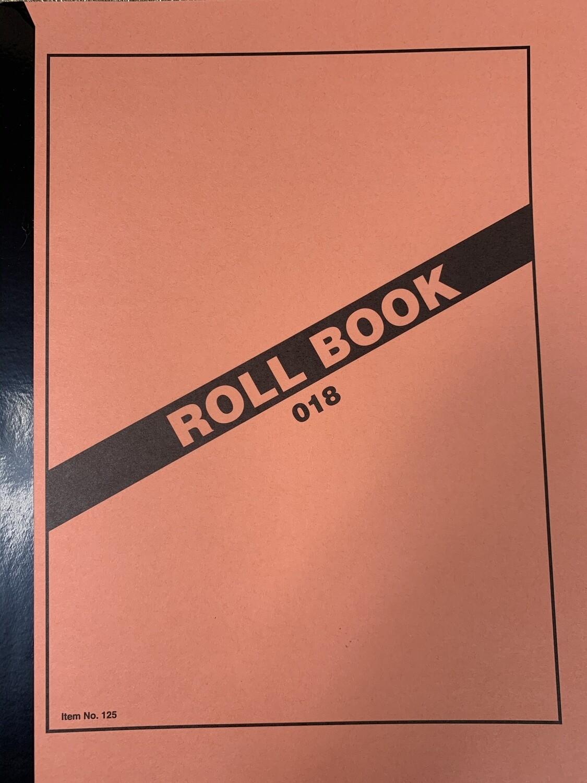 Roll Book 018 Borincana