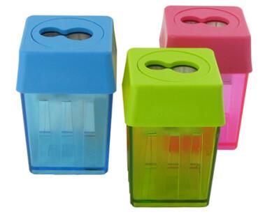 2 Hole High Cube Sharpener
