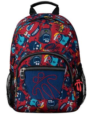 Backpack Morral Gommas