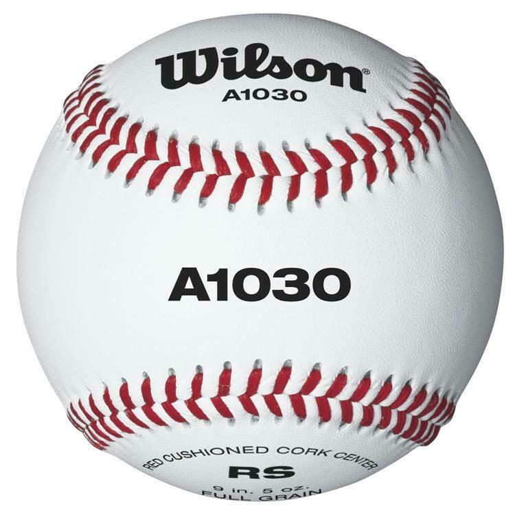 Ball Wilson Off. League Baseball