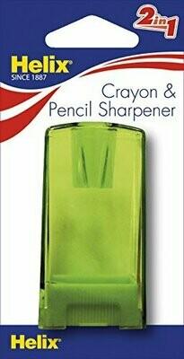 Sharpener Crayon & Pencil
