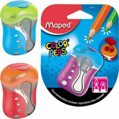 2 Holes Sharpener Color Peps