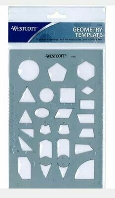 Geometry Template-Stencil
