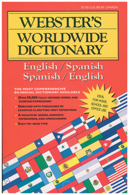 Bazic / Webster Worldwide Dictionary