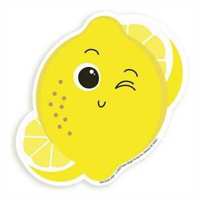 Cutouts Always Try Your Zest- Lemon