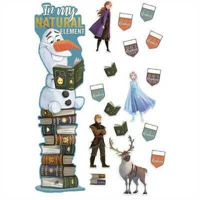 Door Decor Kit Frozen 2 (34 pcs)